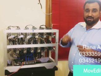 Bitcoin Mining Pakistan
