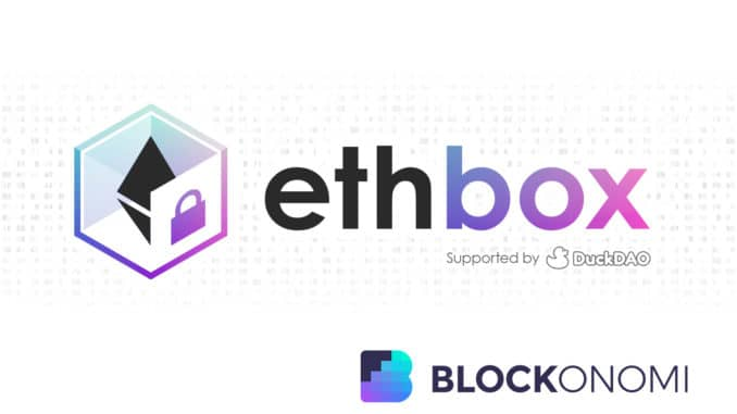 ETHbox Public Sale is Taking Place on Duckstarter