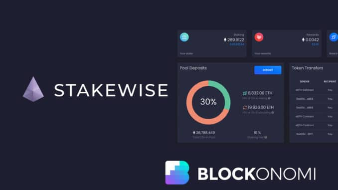 Ethereum 2.0 Proof of Stake Pool & Solo Staking