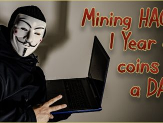 How much I made in 8 days   easiest cryptocurrency to mine on laptop