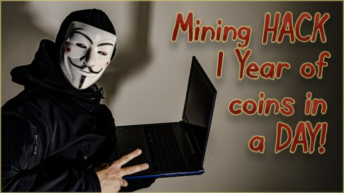 How much I made in 8 days | easiest cryptocurrency to mine on laptop