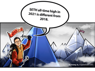 Thanks a trillion Bitcoin, Binance Coin goes parabolic, NFT mania