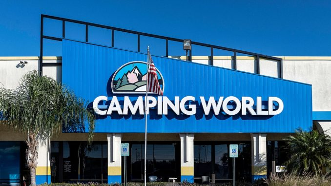 Camping World joins Tesla in taking Bitcoin