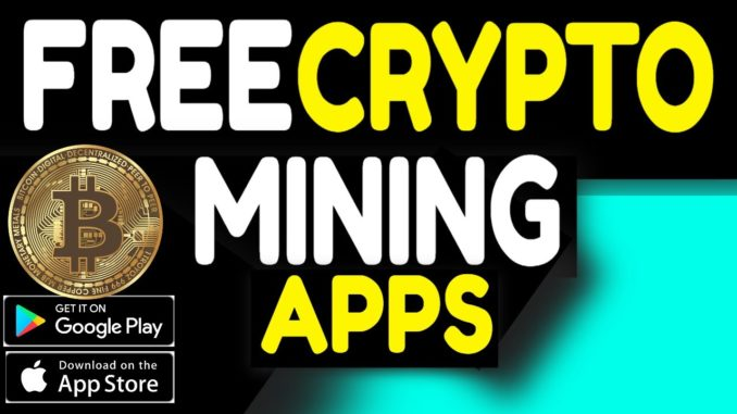 FREE CRYPTO MINING APPS - Cryptocurrency For Beginners BITCOIN & MORE (2021) Pi Network iOS Android