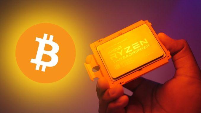 An ALTERNATIVE To GPU Cryptocurrency Mining? CPU Mining!