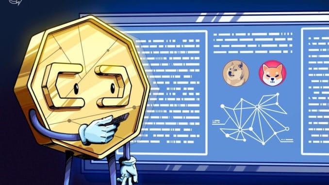 Dogecoin imitator Shiba Inu pumps 146% on Binance listing