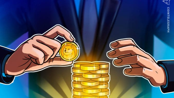 Dogecoin whale activity slows down as billions of dollars depart blockchain