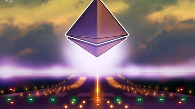 Ether breaks $500-billion market cap for the first time