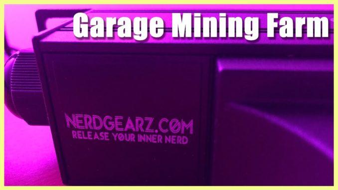 How to Build a Garage Crypto Mining Farm | Cryptocurrency | GPU Mining