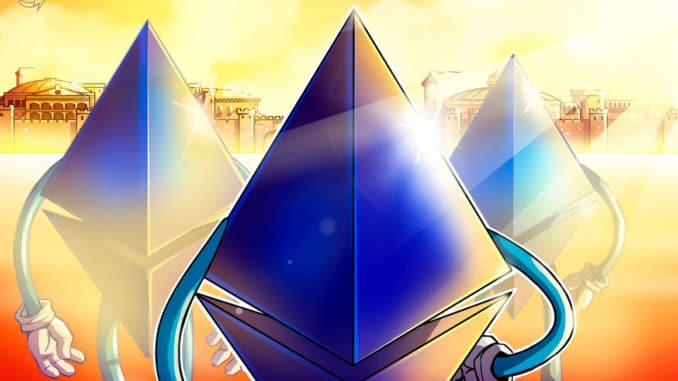Three reasons why the 'other Ethereum' has pumped 130% in the last week
