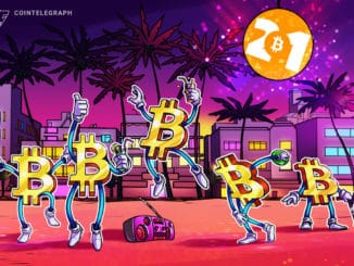 'Largest Bitcoin event in history' Bitcoin 2021 kicks off in Miami