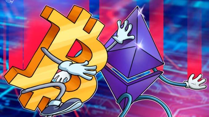 Ethereum bull trap? ETH price signals breakdown versus Bitcoin