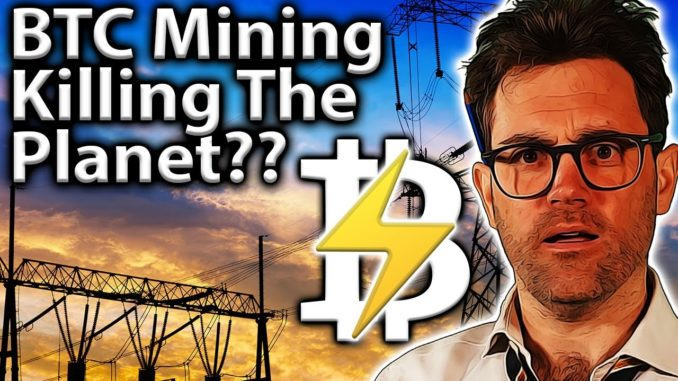 FACT CHECK: Bitcoin Mining is BAD For The Climate!? 🌎