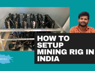 How to setup Ethereum mining rig in India   Profitability in cryptocurrency mining   Bitcoin mining