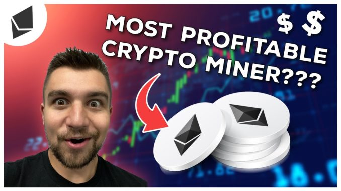 Crypto Mining the MOST PROFITABLE COIN 💸