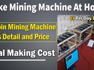 How to Make Bitcoin Mining Machine at Home | Total Making Cost | Complete Guide  Step by Step