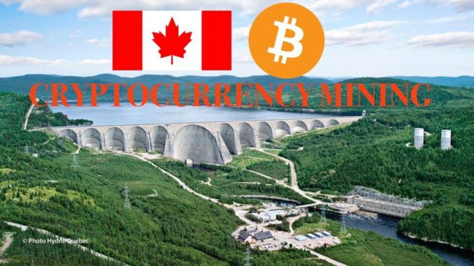 Why Are Miners Moving To Canada For Cryptocurrency Mining   Bitcoin, Ethereum