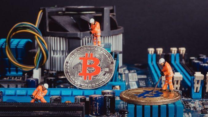 Bitcoin's Hash Rate Originating From China Falls Below 50% 16