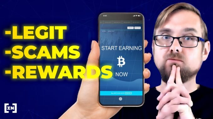 Crypto Mining Apps in 2021 | Legit and Scam Mining Apps REVIEWED! ✔️