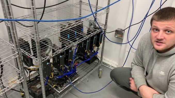 DIY Cryptocurrency Mining Rig Setup