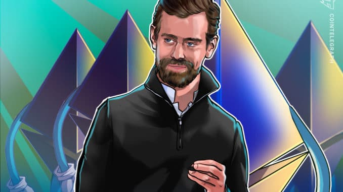 Ethereum alone not enough to disrupt Big Tech: Jack Dorsey
