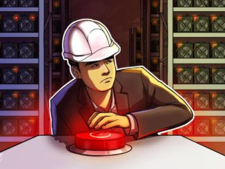 Another Ethereum mining pool forced to close due to China crackdown
