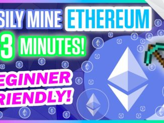 Easily Mine Ethereum On Any Computer | How To Mine Ethereum 2021 | Mine $ETH In 3 Minutes