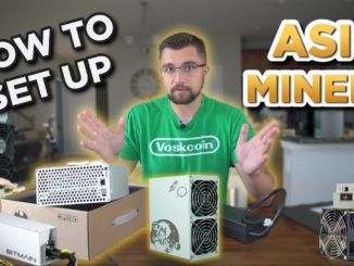 How To Set Up an ASIC Miner