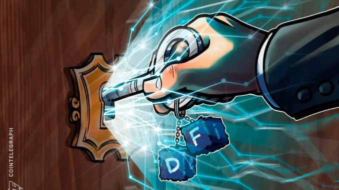 DeFi picks up the pace as alternate blockchains and NFTs boom
