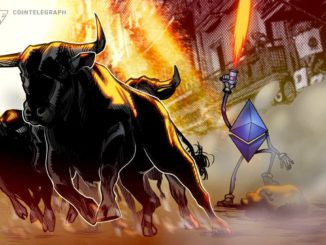 Ethereum price hits $3,800, boosting bulls' control in Friday's ETH options expiry