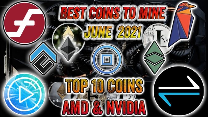 Most Profitable Cryptocurrency to Mine ⛏ June 2021 🤑