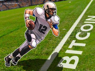 NFL quarterback Tom Brady gives fan 1 BTC for his historic 600th-touchdown-pass ball